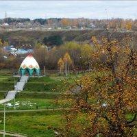 В парке 1000-летия г. Елабуга :: Надежда