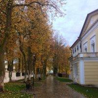 По аллее с  осенью.... :: Наталья Соколова