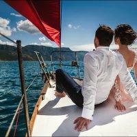 Свадьба в Крыму без прогулки на яхте - это не свадьба...:) :: Алексей Латыш