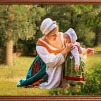 Мать и дитя :: Nn semonov_nn