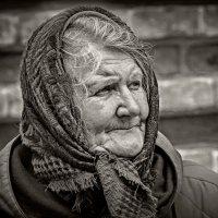 Бабуля.... :: Юрий Гординский