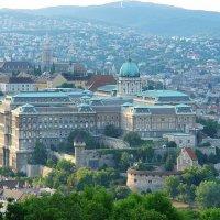 Будайская крепость :: Дмитрий Лебедихин