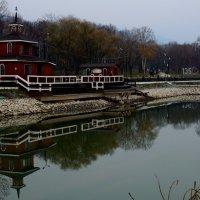 Осенний пейзаж :: Dmitriy Lebedev