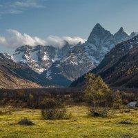 Гора Чотча (3637 м) :: Аnatoly Gaponenko