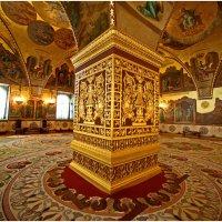 в Грановитой Палате Большого Кремлёвского дворца. :: Олег Осипов
