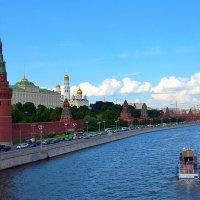 Москва. :: Михаил Столяров