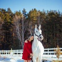 Анастасия и Браслет :: Кристина Пролыгина