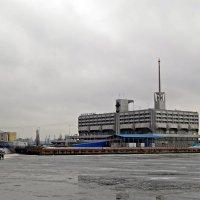 Морской вокзал. :: Виктор Егорович