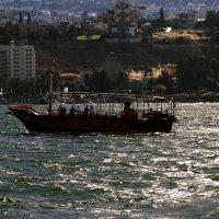 Прогулка по Кинерету ..... :: Aleks Ben Israel