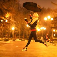 Улица, фонарь... :: Gennadiy Litvinov