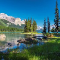 Canadian Rockies :: Lucky Photographer