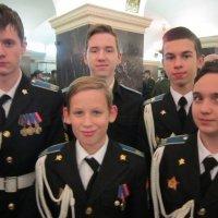 Лучше нету войск на свете, чем десантные войска! :: Дмитрий Никитин