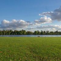 London. Kensington park :: Павел L