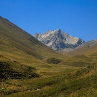 Малая Марка (3746 м) :: Леонид Сергиенко