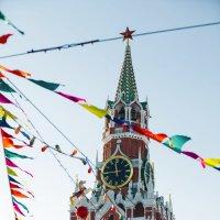 Зимняя Москва :: Юрий Лобачев