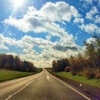Дорога домой :: Юлия Егорова