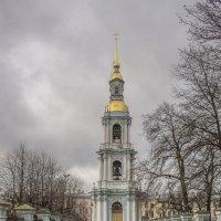 Колокольня Никольского морского собора в Коломне. :: bajguz igor