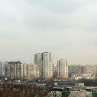 Братеево (район Москвы) :: Александр Качалин