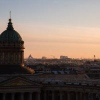 Казанский собор на закате :: Maria