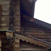 Новгородская деревянная резьба :: Марина Домосилецкая
