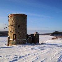 Сторожевая башня :: © ГраВИ