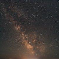 Ночь в поле :: Алина Шостик