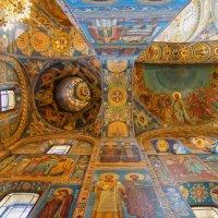 Храм Спа́са на Крови́ :: sorovey Sol