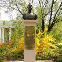 Бюст Императора Николая II :: Александр Качалин