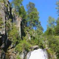 Водопад Корбу, Республика Алтай :: ДмитрийМ Меньшиков