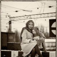 На вокзале :: Роман Дудкин