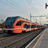 Таллинская железная дорога :: Marina Pavlova