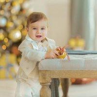 Новогодняя сказка маленького Саввы ... :: Кристина Беляева