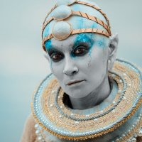 """Косплей на персонажа фильма """"Валериан и город тысячи планет"""" :: Евгений Морозов"""