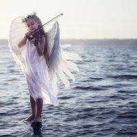 Музыка ангела :: Olga Volkova