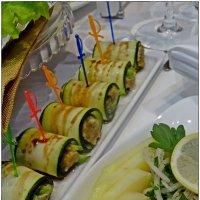 готовлю опус о вкусной и здоровой пищи :: Natalia Mihailova