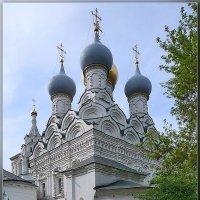 Храм Николы на Пыжах :: Vera Ostroumova