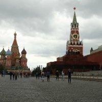Москва, Кремль :: Павел WoodHobby