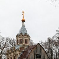 Усадьба Храповицкого в Муромцево :: Карен Мкртчян