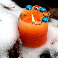 А до Нового года осталось всего 40 дней!:) :: Андрей Заломленков