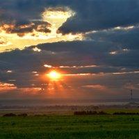 Раннее утро :: Oleg S