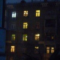 """""""Московских окон негасимый свет..."""" :: Татьяна Юрасова"""