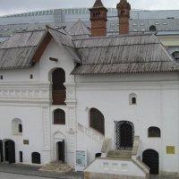 Палаты старого Английского двора. Начало XVI в. :: Маера Урусова