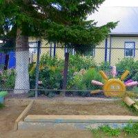 Детская площадка :: Вера Щукина