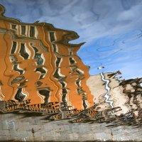 Отражение реальности... :: Sergey Apinis