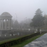 Туманный Волгоград :: Alexander Varykhanov