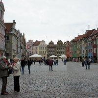 Площадь Старый Рынок — сердце Познани :: Елена Павлова (Смолова)