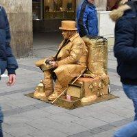 Золотой и одинокий :: Николай Танаев