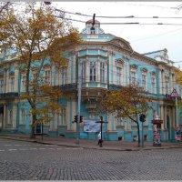 На перекрестке двух одесских дорог....:) :: Любовь К.