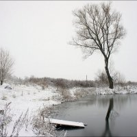 Ноябрь. До первого льда... :: марк