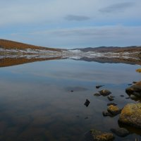 На озере Узун - Коль. :: Валерий Медведев